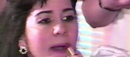 Still from Arisleyda Dilone's short film Mami y Yo y Mi Gallito